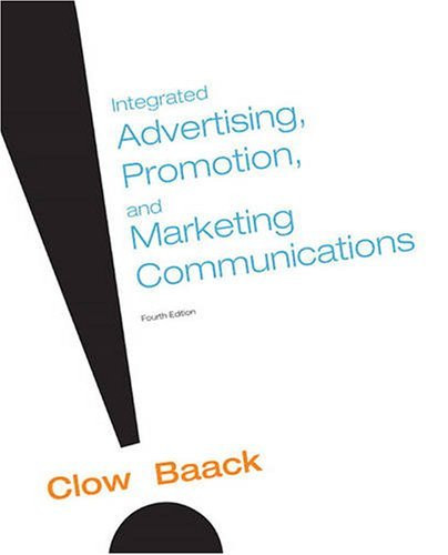 Integrated Advertising Promotion And Marketing Communications