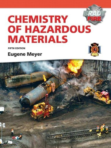 Chemistry Of Hazardous Materials