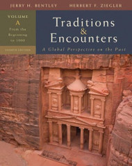 Traditions And Encounters Volume A