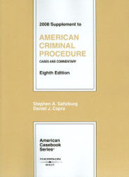 American Criminal Procedure
