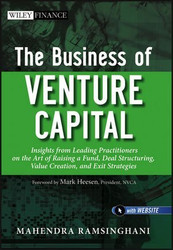 Business Of Venture Capital