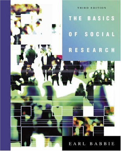 Basics Of Social Research