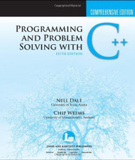 Programming And Problem Solving With C++