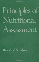 Principles Of Nutritional Assessment