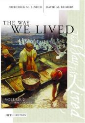 Way We Lived Volume 2