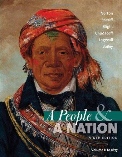 People And A Nation Volume 1