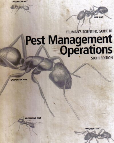 truman s scientific guide to pest management operations by gary bennett rh americanbookwarehouse com truman's guide to pest control 7th edition truman's scientific guide to pest management operations pdf