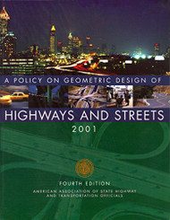 Policy On Geometric Design Of Highways And Streets