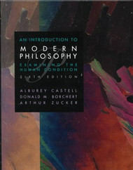 Introduction To Modern Philosophy