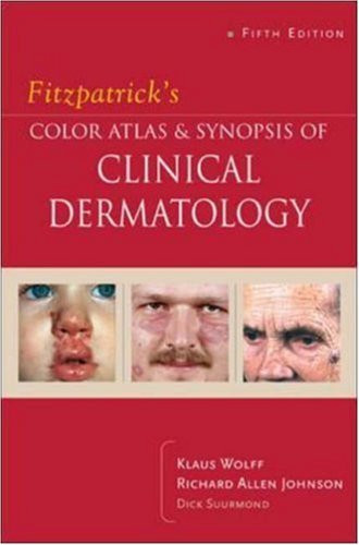 Color Atlas And Synopsis Of Clinical Dermatology