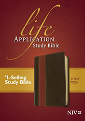 Life Application Study Bible NIV TuTone