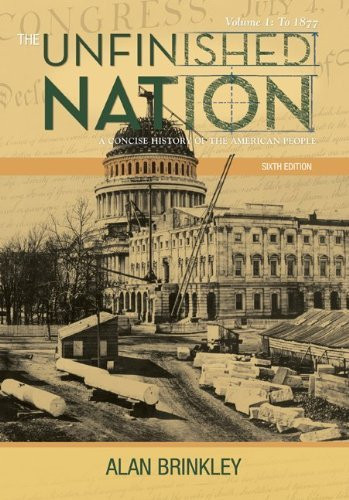 Unfinished Nation Volume 1