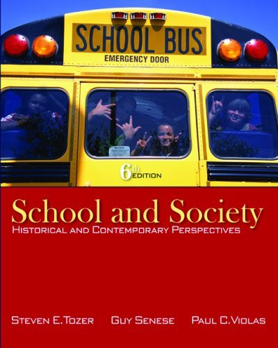 School And Society