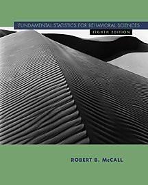 Fundamental Statistics For Behavioral Sciences