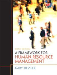 Framework For Human Resource Management
