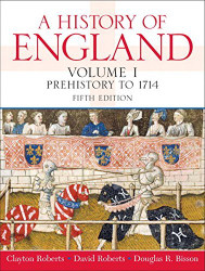 History Of England Volume 1