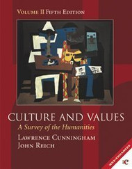 Culture And Values Volume 2