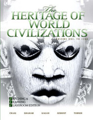 Heritage Of World Civilizations Volume 1 Brief Version