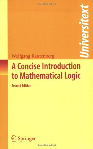 an introduction to mathematical logic Logic is a branch of science that studies correct forms of reasoning it plays a fundamental role in such disciplines as philosophy, mathematics, and computer science.