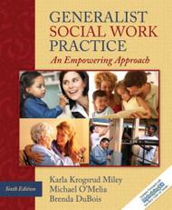 Generalist Social Work Practice