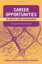 Career Opportunities In Health Care Management