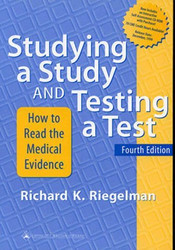 Studying A Study And Testing A Test