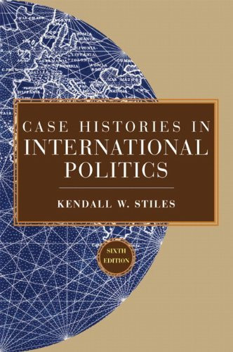 Case Histories In International Politics