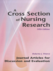 Cross Section Of Nursing Research