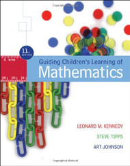 Guiding Children's Learning Of Mathematics