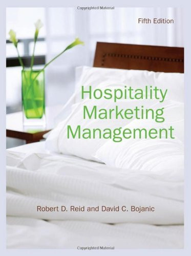 Hospitality Marketing Management