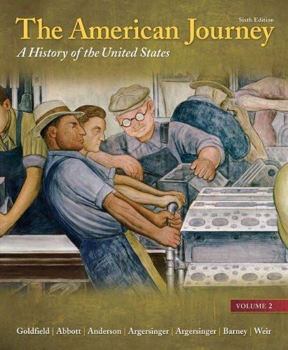 American Journey Volume 2