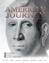 American Journey Volume 1