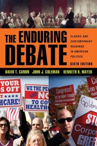 Enduring Debate