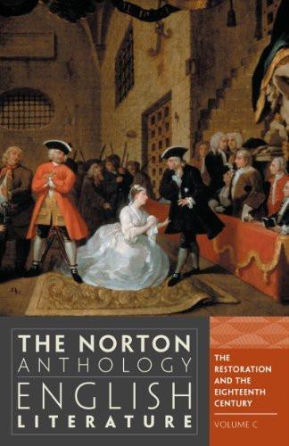 Norton Anthology Of English Literature Volume C