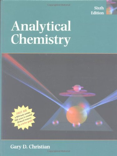 Analytical Chemistry