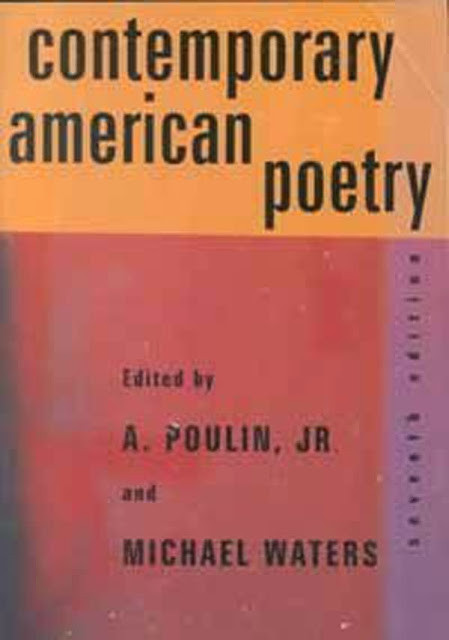 Contemporary American Poetry A Poulin