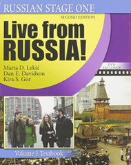 Live From Russia! Volume 1