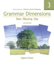 Grammar Dimensions 3