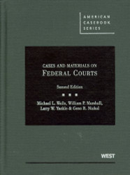 Cases And Materials On Federal Courts