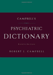 Campbell's Psychiatric Dictionary