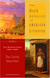 Heath Anthology Of American Literature Volume B
