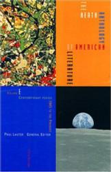 Heath Anthology Of American Literature Volume E