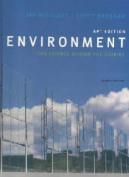 Environment The Science Behind The Story Ap Edition