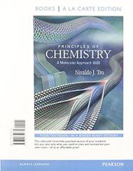 Principles Of Chemistry by Nivaldo Tro