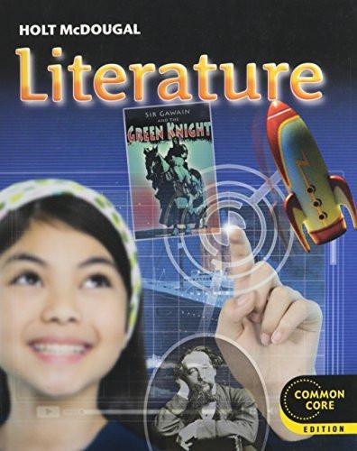 Mcdougal Literature Student Edition Grade 7