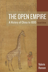 The Open Empire: A History of China to 1800