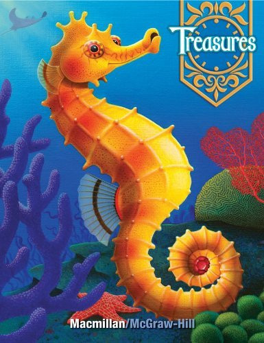 Treasures A Reading/Language Arts Program Grade 2 Book 1