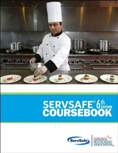 Servsafe Coursebook With Answer Sheet Plus New Myservsafelab