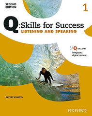 Q Skills For Success Listening And Speaking Level 1 Student Book Pack