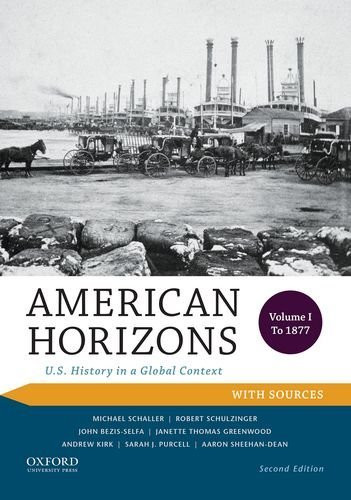American Horizons Volume 1